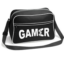 Gamer Retro Shoulder Bag laptop controller xbox 360 xbox one ps3 ps4