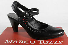 Marco Tozzi Women's Sandals Sling Genuine leather NEW
