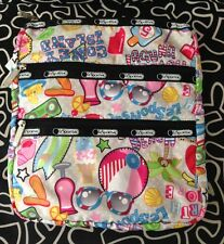 "NWT Lesportsac ""Medium"" Crossbody Bag Beach Hopping Very Cute"