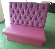 Chesterfield Button Style Booth / Restaurant / Bar  Seating