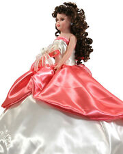New Quinceanera Ruffle Doll for Girl Mis Quince Años Q2064