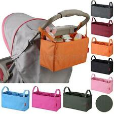 Waterproof Nappy Diaper Bag Mummy Bag Organizer Container Liner Bag Light Pouch