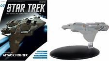 Star Trek The Official Starships Collection Federation Attack Fighter #G4