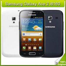 "Original Unlocked Samsung Galaxy Ace 2 I8160 mobile phones 5.0MP 3G 3.8"" 4GB"