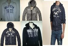 NWT Hollister by Abercrombie - Mens Hoodie, Size S M L XL