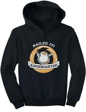 Kindergarten Graduate Graduation Gift Idea Toddler Hoodie Nailed It