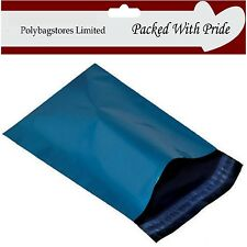 BLUE MAILING BAGS - SUPER STRONG CO EX OPAQUE SELF SEAL BAGS