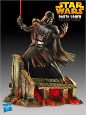 STAR WARS DARTH VADER cold cast statue figure ONE OF THE BEST!