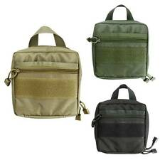 New Outdoor Tactical Molle Military Digital Camera Organize Pouch Bag Case