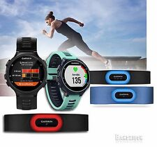Garmin Forerunner 735XT GPS  Running Fit Watch Heart Rate Monitor HRM Black Blue
