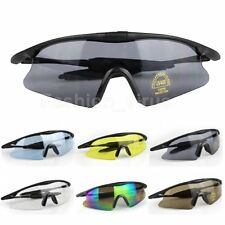 UV400 Tactical Military Hunting Goggles Sunglasses Glasses Paintball/Cycling