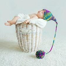 Baby Newborn Photography Props Gift Handmade Crochet Knitted Unisex Hats Costume