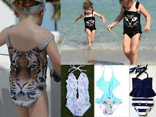Baby Girls Bathing Suit  Kids  Swimsuit  Beachwear Swimwear  Bikini  Toddler