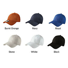 New Era 39THIRTY Unstructured Stretch Cotton Cap / Hat NE 1010 BLANK 6 Colors