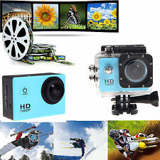 720P HD Waterproof UnderWater Waterproof Digital Camera Video Camcorder 2.0'' 5M