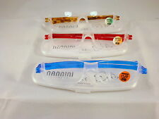 Nannini Compact 2 Italian Flat Folding Unisex Reading Glasses assorted Colours