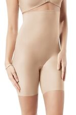 Spanx Slimplicity High-Waisted Mid-Thigh Shaper  #394  Beige XL