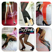 12 Styles Women's Body Stockings Pantyhose Thigh Highs Tights NEW Avg Long Queen
