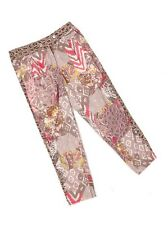 Girls NEW Ex Next Lightweight Summer Holiday Trousers - Age 6y - Printed Pattern