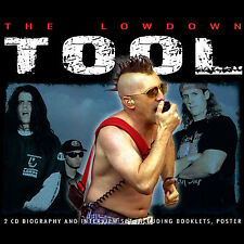 TOOL New Sealed 2016 COMPLETE BIOGRAPHY & INTERVIEW 2 CD SET