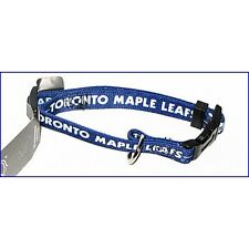 Toronto Maple Leafs Dog Pet NHL Sports Collar (all sizes)