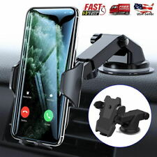 Universal Car 360 Rotate Windshield Dash Mount Holder Stand FR Mobile Cell Phone