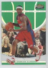 2005 Topps Finest Green Refractor #123 Daniel Ewing /89 Los Angeles Clippers 0v0