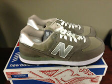 New Balance Mens Classic Comfort Running Walking Sneakers Shoes M574GS Grey