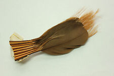 Vintage Antique Feather Millinery fancy trim made in France 3315  LAST ONE
