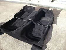MOULDED CAR CARPET - FRONT & REAR - FORD FALCON XY-XW 1969-1972