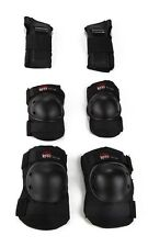 Triple 8 Protective Pack Junior Knee/Elbow/Wrist Skate Derby Skateboarding