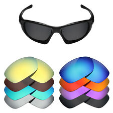 MRY POLARIZED Replacement Lenses for-Oakley Ten (X) Sunglasses - Option Colors