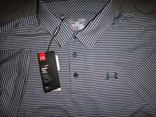 UNDER ARMOUR GOLF HEATGEAR POLO SHIRT L XL 2XL NWT $64.99