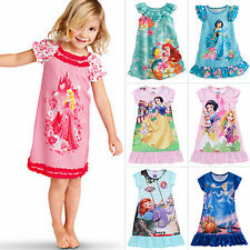 Children Mermaid Princess Party Outfit New Fancy Dress Costume Kids Girls Female