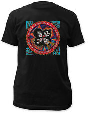 KISS T-SHIRT - ROCK AND ROLL OVER ALBUM COVER