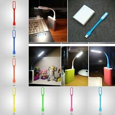 New Bright Mini USB LED Light Computer Lamp for Notebook PC Laptop Reading HC