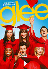 Glee: The Complete Third Season 3 (DVD, 2012, 6-Disc Set) NEW