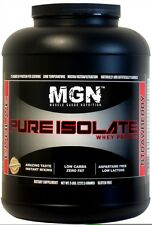 Whey Protein Powder 5lb FREE SHIPPING MGN
