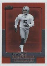 2006 Topps Finest #111 Kevin McMahan Oakland Raiders RC Rookie Football Card 0b9
