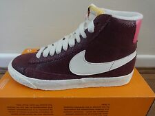 Nike Blazer mid suede vintage womens trainers sneakers 518171 611 NEW+BOX