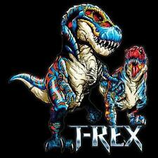 Kids Dinosaur T-Shirt. Double Trouble T-Rex.  Toddler and Youth Sizes 17870