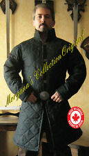 Medieval Armor Long Sleeves Gambeson Deluxe wt Collar