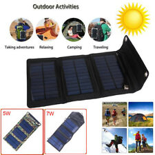 Cool Folding Solar Power Charger Panel Bag USB Output for Mobile Phone Powerbank