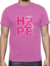 Camo Pink Ribbon Hope Breast Cancer Awareness T-Shirt Support