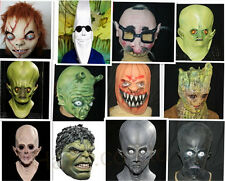 Adult Halloween Horror Mask Movie Cosplay Masquerade Mask Collection 1pc