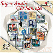 Super Audio CD Sampler [Hybrid SACD], New Music