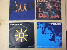The Police Sting various 7