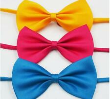 For Small Dog Bow Tie Bowknot Elegant Cute Necktie Clothes Dog Puppy  Cat