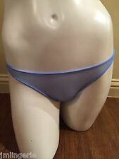 Cosabella Soire New LR Thong in Sparta Blue - Multiple Sizes - Retail $22.50