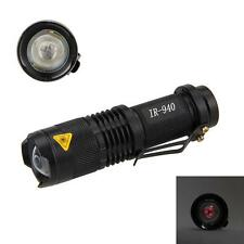 Hot 850/940nm IR 5W Zoom Infrared Flashlight Hunting Torch Lamp Night Vision